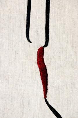 Moshe, 45x35, détail